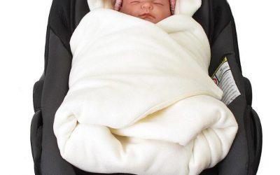 افزایش دما یا تب در نوزادان